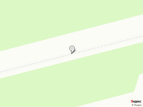 Киоск мороженого на карте Электроуглей