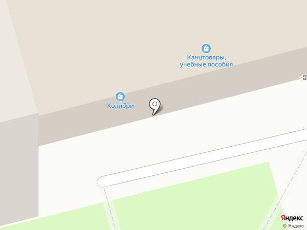 Магазин женской одежды на карте Электроуглей