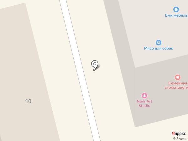 Магазин автозапчастей на карте Электроуглей