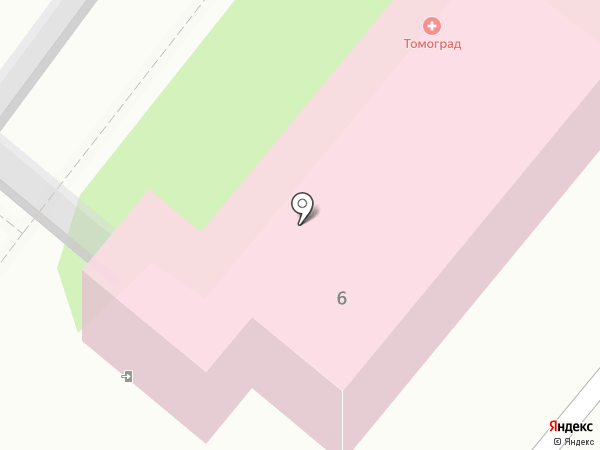 ТомоГрад на карте Раменского