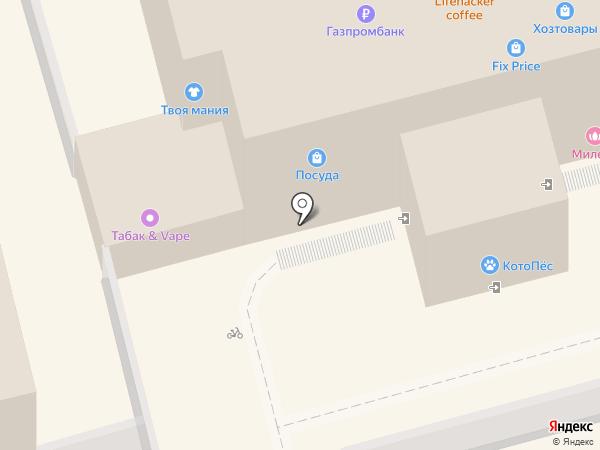 Лит.Ra на карте Электроуглей