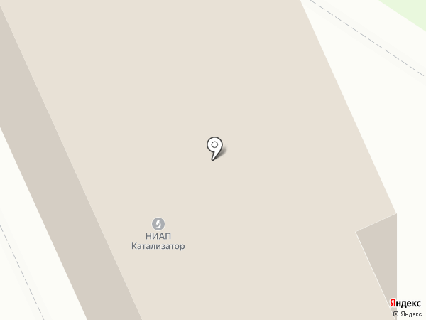 Брандмауэр на карте Новомосковска