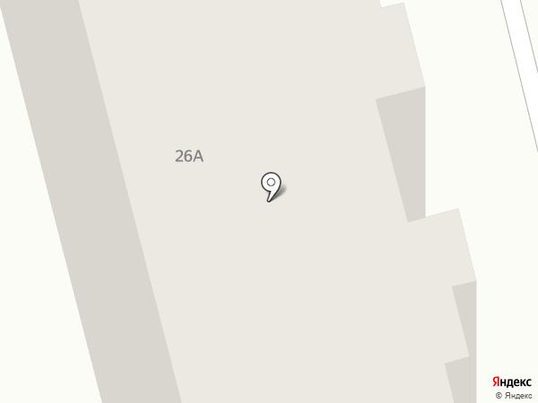 Я и ты на карте Электроуглей