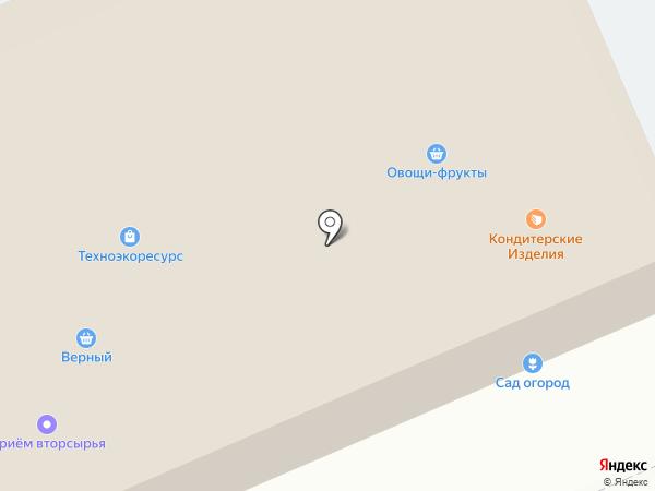 1001 матрас на карте Электроуглей