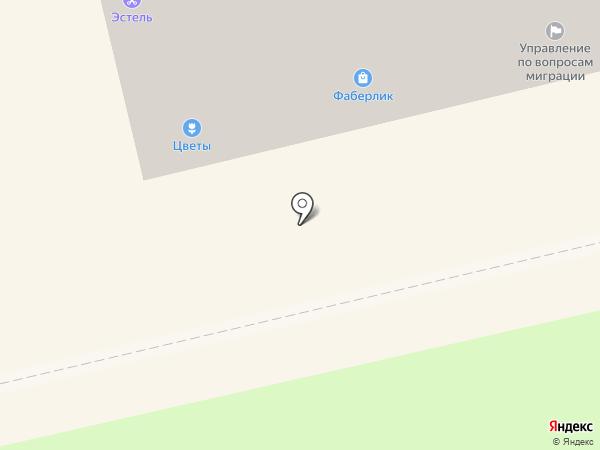Салон цветов на карте Электроуглей