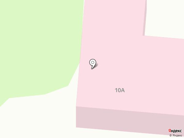 Тульская областная клиническая психиатрическая больница №1 им. Н.П. Каменева на карте Каменецкого
