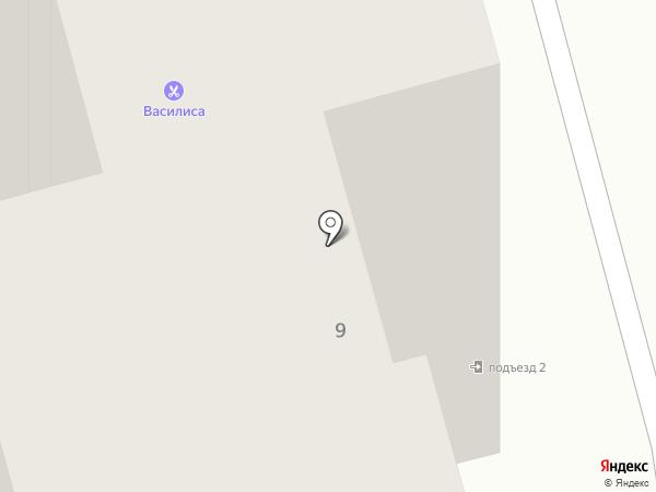 KodaVet на карте Электроуглей