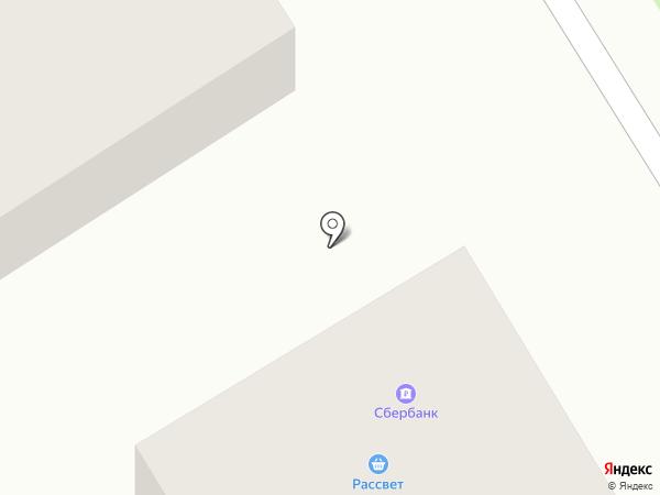 Сбербанк, ПАО на карте Каменецкого