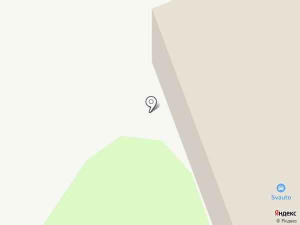 Шиномонтажная мастерская на карте Раменского