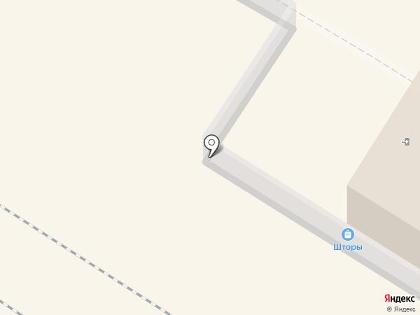 Магазин нижнего белья на карте Раменского