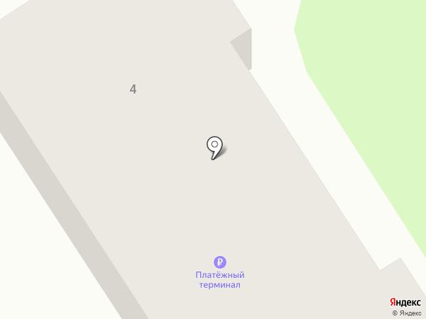 Сеть аптек на карте Каменецкого