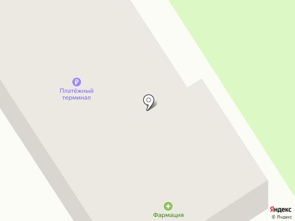Фармация на карте Каменецкого