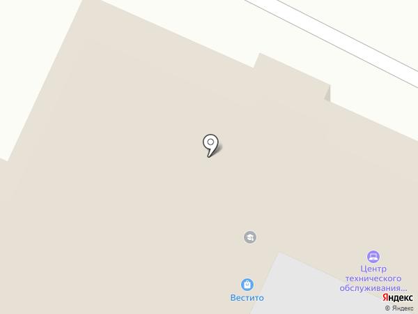 Магазин детских товаров на карте Раменского