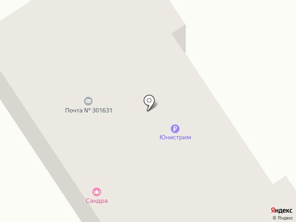 Каменецкий на карте Каменецкого
