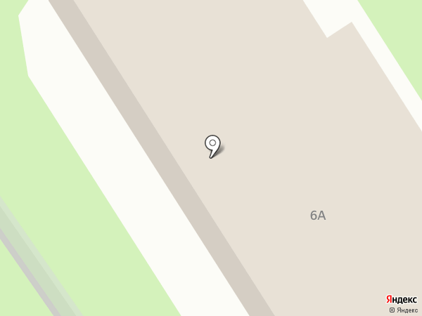 Комплексный центр социального обслуживания населения №6 на карте Каменецкого