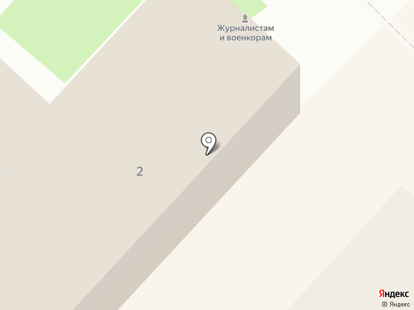 Раменское радио, FM 70.76 на карте Раменского