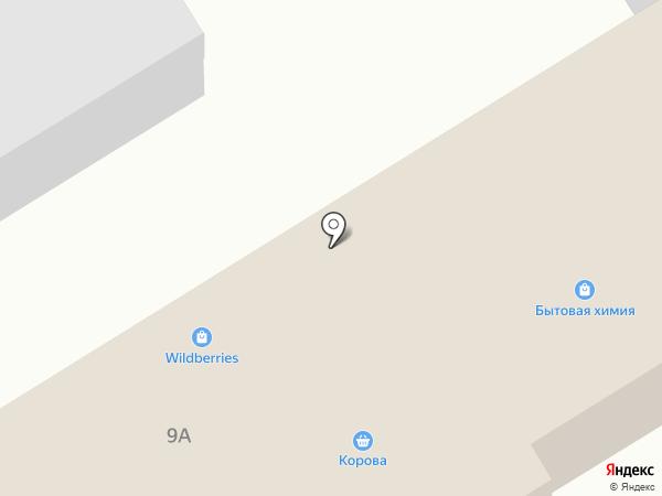 Магазин продуктов на карте Каменецкого