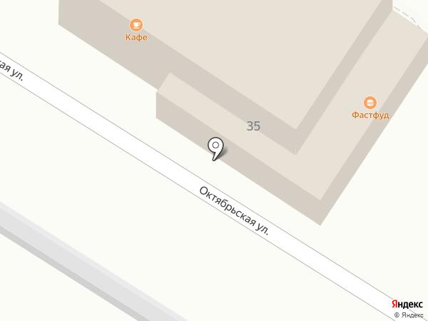 Магазин фруктов и овощей на карте Раменского