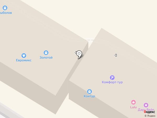 РамТехСервис на карте Раменского