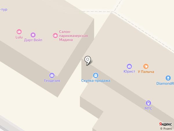 МТС на карте Раменского