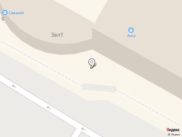 Aura на карте Раменского
