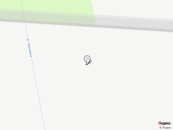Воко на карте Раменского
