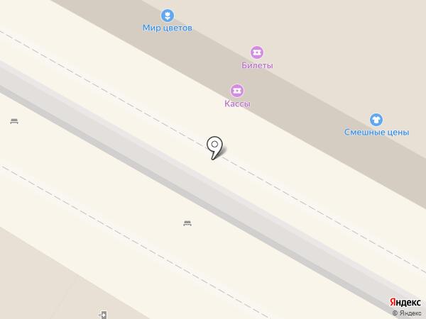 ЖТК на карте Раменского
