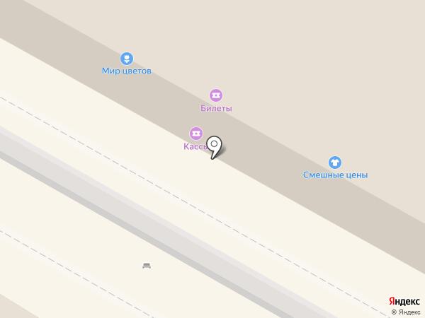 Макс на карте Раменского