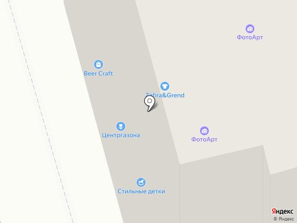 Магазин разливного пива на карте Электроуглей