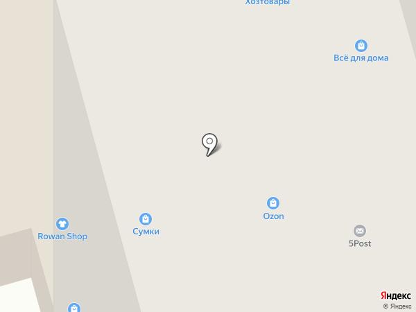 КАРАНДАШ на карте Электроуглей