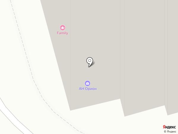 Ареон на карте Электроуглей