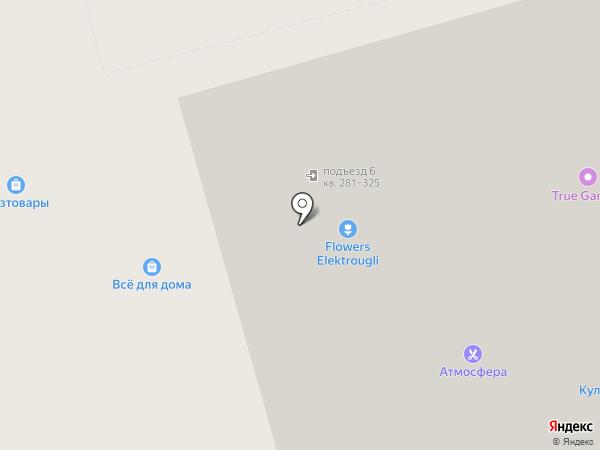 64 Акалифы на карте Электроуглей