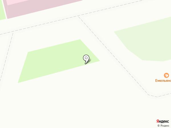 Емельянофф на карте Электроуглей