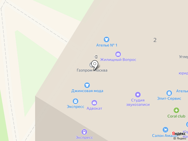 Банкомат, Банк Уралсиб, ПАО на карте Раменского