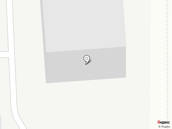 Раконфи на карте Раменского