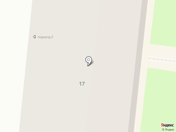 Раменское на карте Раменского
