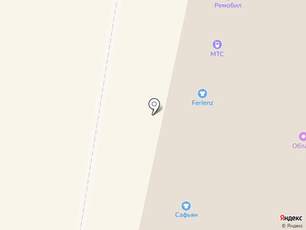 Займ-Экспресс на карте Раменского
