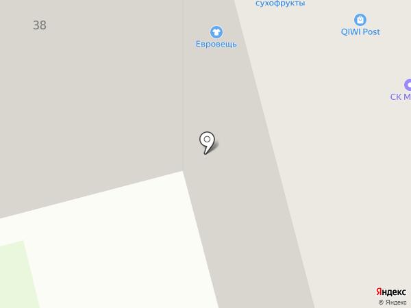 Лотос на карте Электроуглей