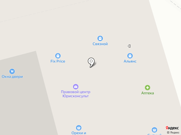 Тел & Ком на карте Электроуглей