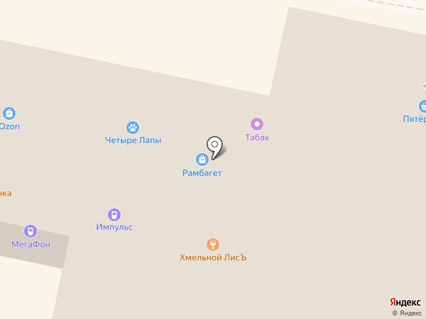 Одна тонна на карте Раменского