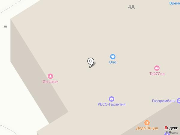 Салон красоты Светланы Рыжовой на карте Раменского