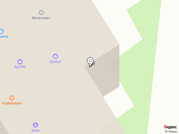 Борса & Джанти на карте Раменского