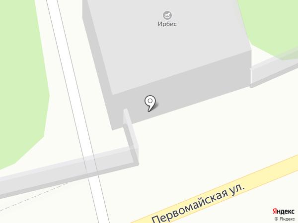 Веселая корова на карте Раменского