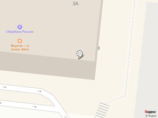 McDonald`s на карте Раменского