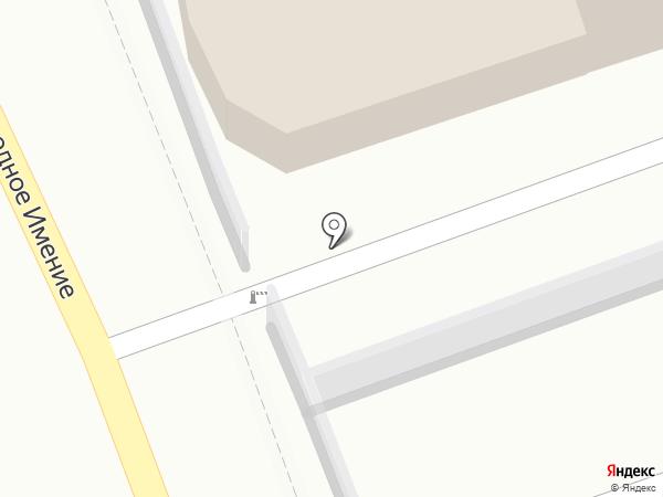 Дис сервис на карте Раменского