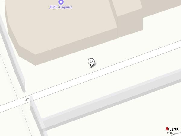Кадр на карте Раменского