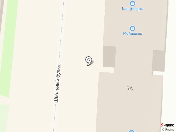 Мой додыр на карте Раменского