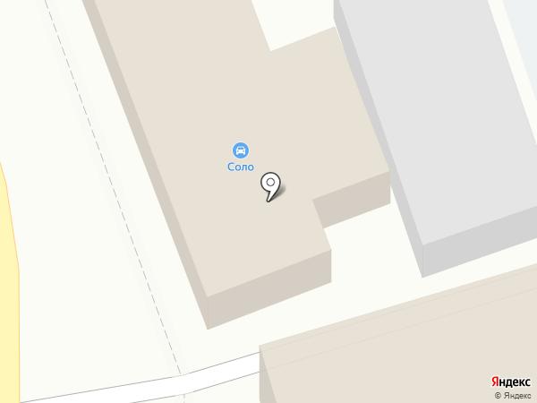 Pit-stop на карте Раменского