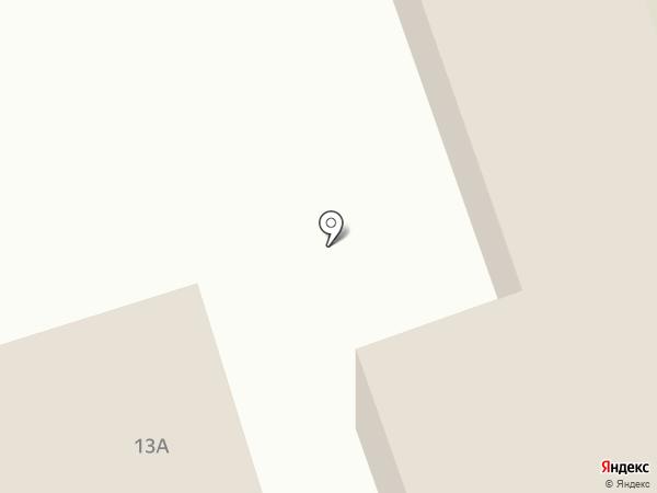 Автосервис на карте Раменского