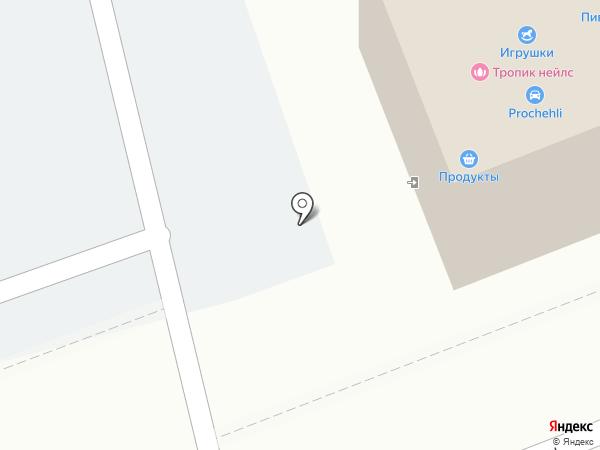 Альянс на карте Раменского